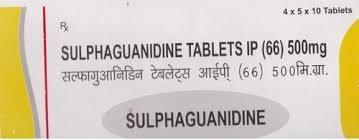 Sulphaguanidine Tablet