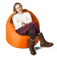 Round Bean Bag Cover Xxxl Without Beans
