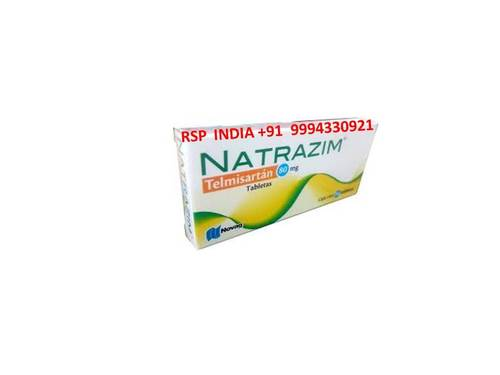 Natrazim 80mg Tablets