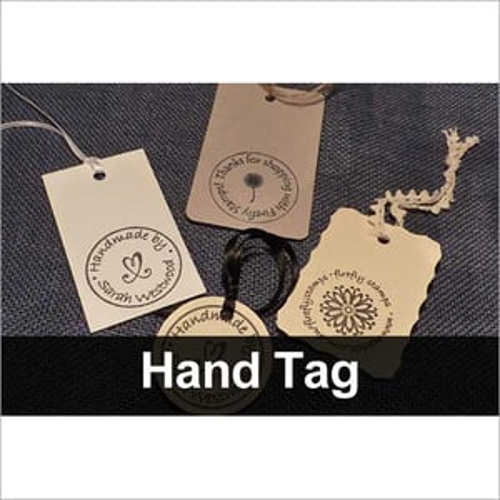 Hand Tags