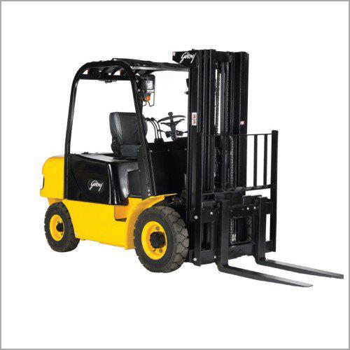Long Term Rental Of Forklifts