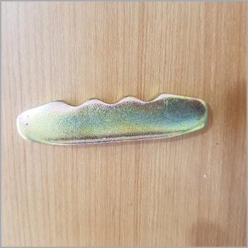 Kuboto Teeth Lock Pin