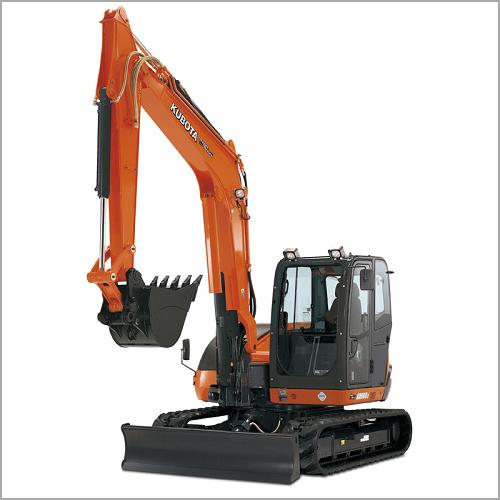 Long Term Rental Of Excavators