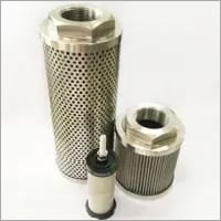 Stainless Steel Suction Strainer