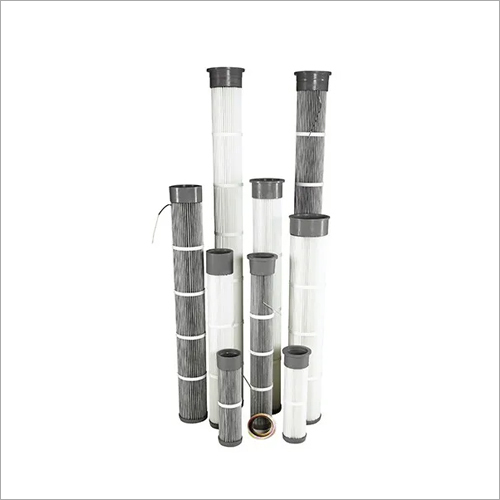 Nordic Pleated Bag Filter