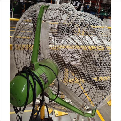 Almonard Industrial Fan Wire Mesh