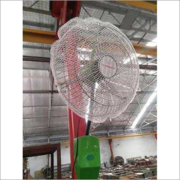 HDPE Safety Net Fan Cover