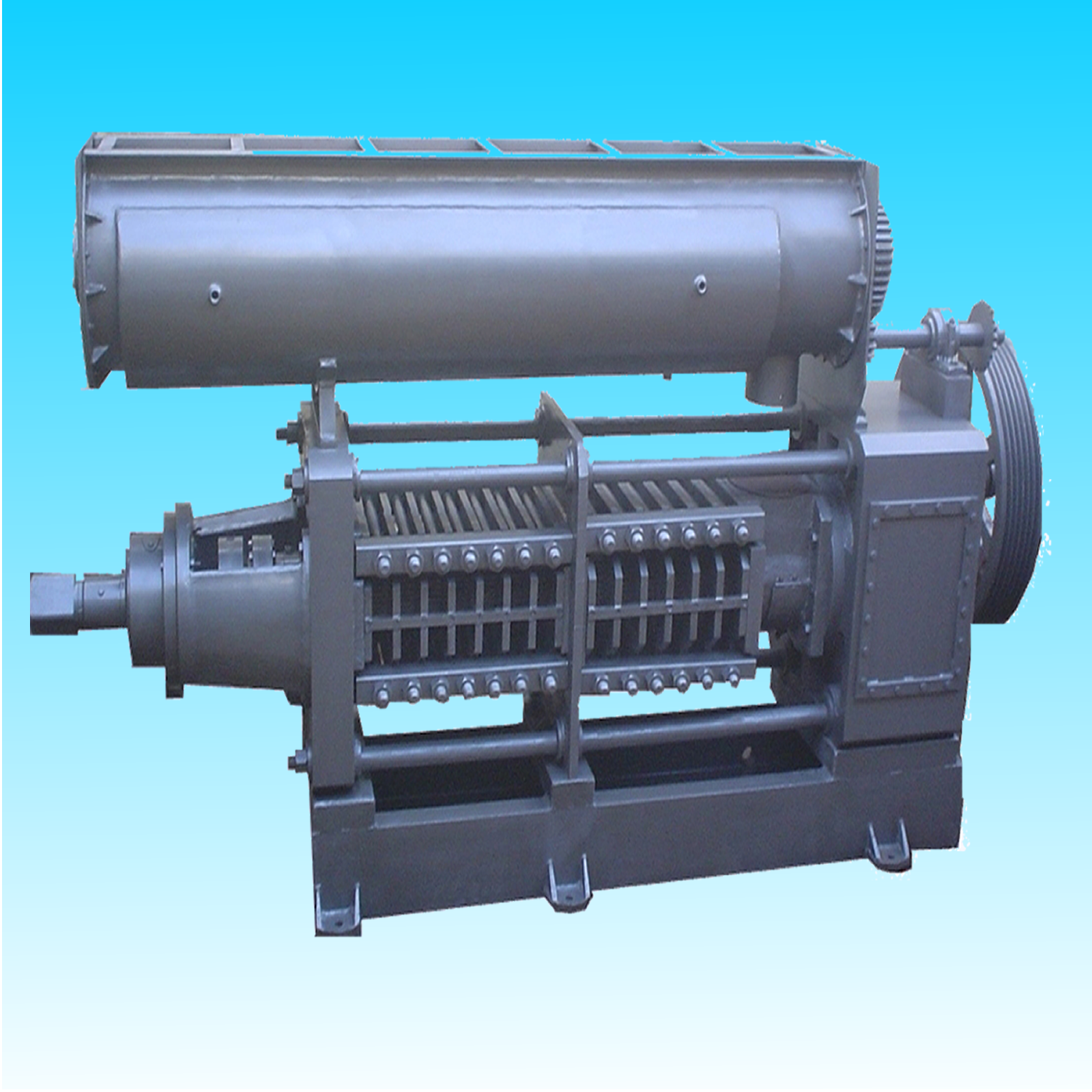 Sunflower Seed Oil Extraction Machinery