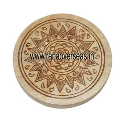 Handmade Wood Drink Coaster