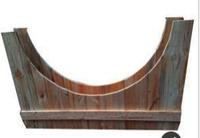 Wooden Saddle