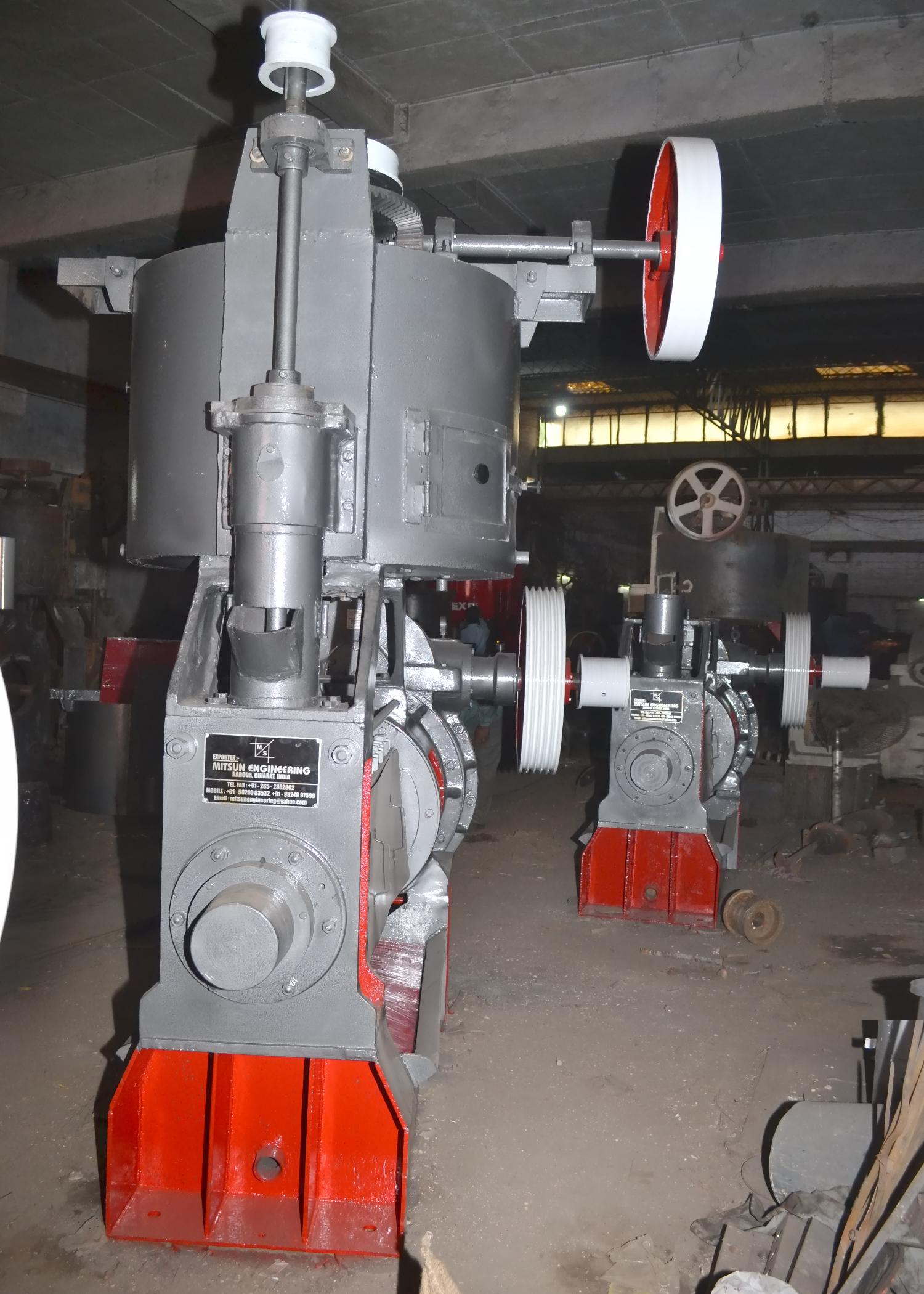 Single Chamber Expeller