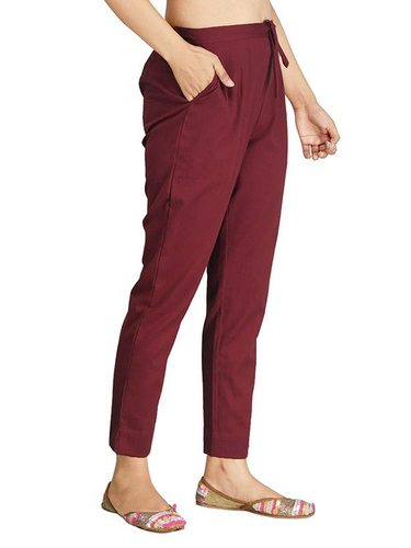 Cotton Flex Pant