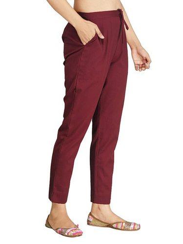 Cotton Flex Pant