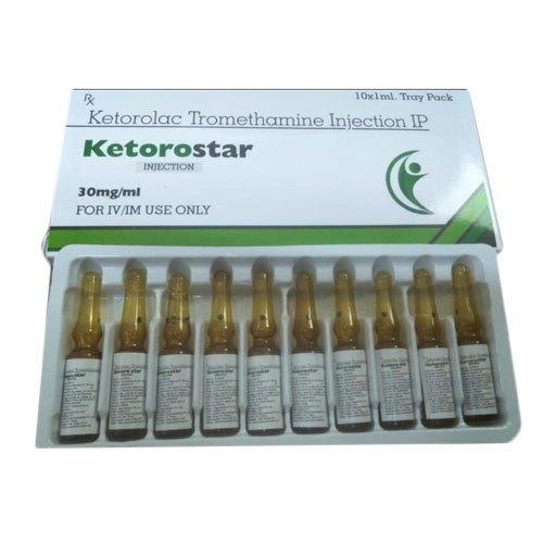 Ketorolac Tromethamine Injection