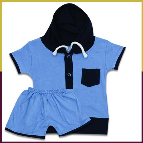 Sumix Leo Baby Romper Suit