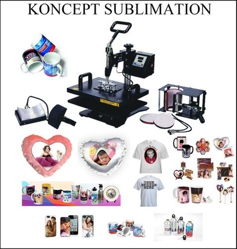 Mug And T Shirt Printing Machine