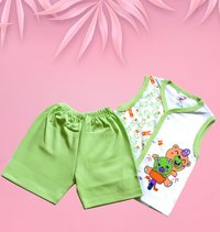 Kids Printed T-shirt And Pant