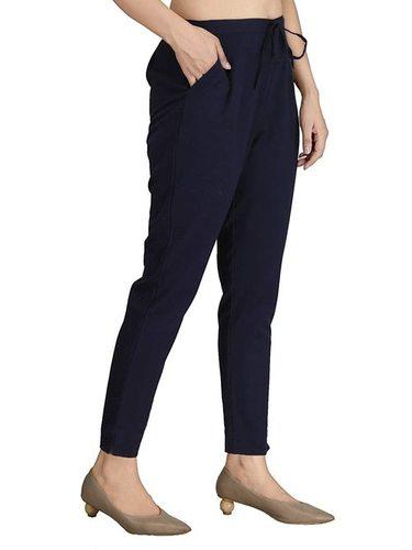 Cotton Lycra Pants