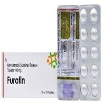 Nitrofuratoin Tablet