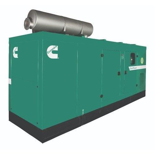 Cummins 225 kVA Three Phase Silent Diesel Generator