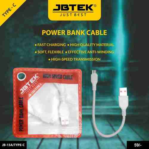 JB-15ATYPE-C Fast Charging Power Bank Cable