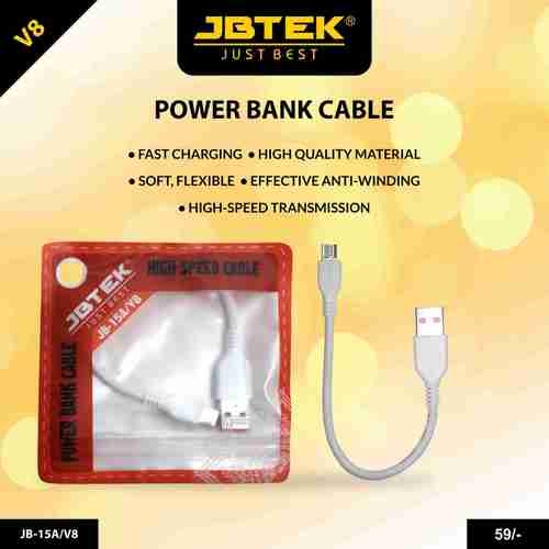 JBT-15AV8 Fast Charging Power Bank Cable
