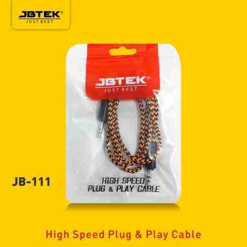 JB-111 mtr AUX Audio Cable