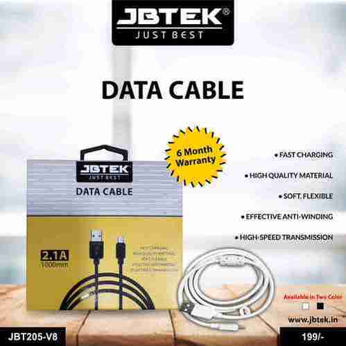 JBT-205V8 Fast Charging Data Cable