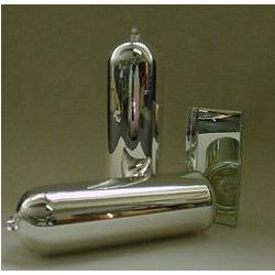 Dew Dewar Flask- Borosilicate -Silvered Liquid Nitrogen Flask