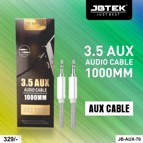 JBT-AUX70 2 mtr AUX Audio Cable