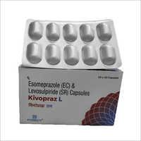 Esomeprazole (EC) And Levosulpiride (SR) Capsules