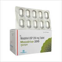 200 MG Modafinil USP Tablet
