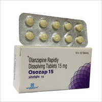 Olanzapine Rapidly Dissolving Tablets
