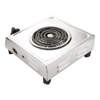 Airex Stainless Steel Electric Double Hot Plate Coil Type