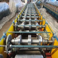 Standing Seam Roof Roll Forming Machine