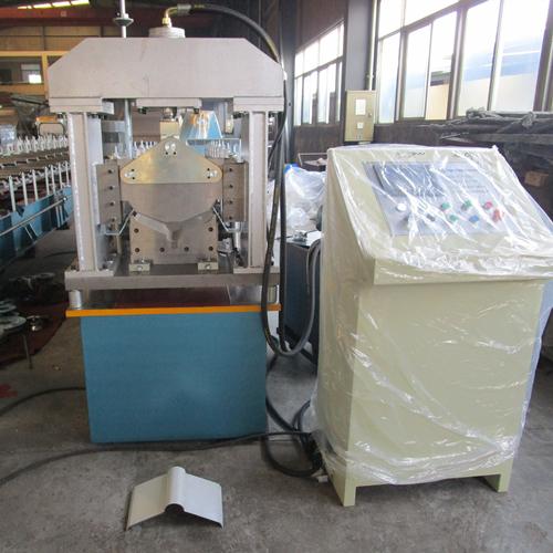 Ridge Cap Cold Roll Forming Machine