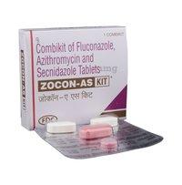 fluconazole Azithromycin And Secnidazole Kit