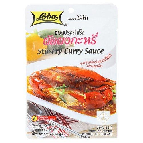 50g Lobo Curry Sauce