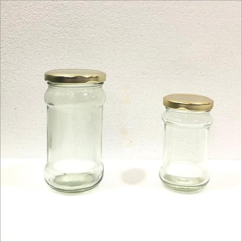 Round Jam Jar