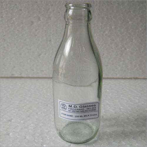 200 ML Crown Milk Bottle