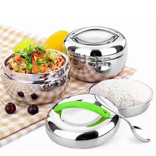 Glitter Bento Insulated Lunch Box – 800 Ml
