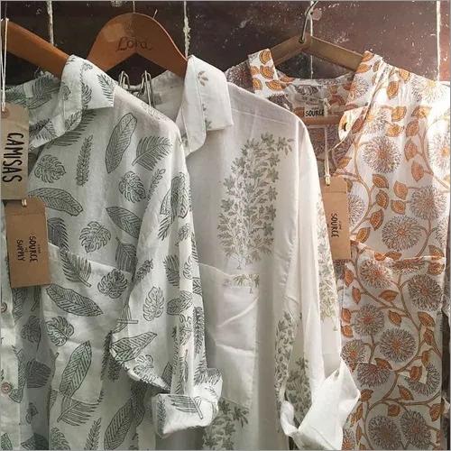 Linen Casual Shirts