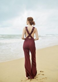 Linen Fabric Dress