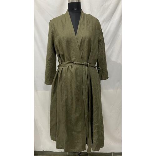 Linen Fancy Dress