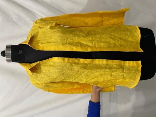 Yellow Ladies Shirt