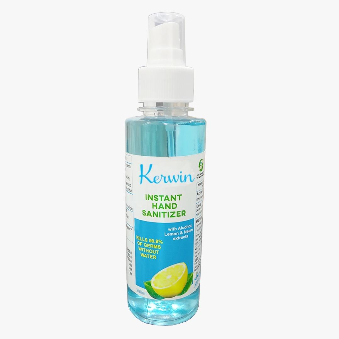 Kerwin Formulations Hand Rub Sanitizer 500ml
