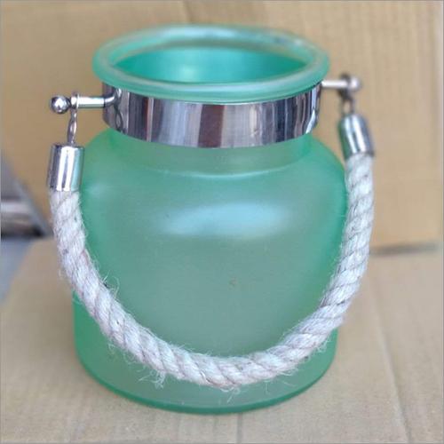 Decoratrive Glass Jar
