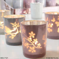 Glass Votive with