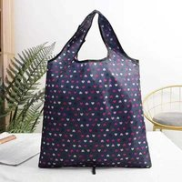 Large Capacity Foldable Shopping Bag (Random)