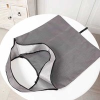 Large Capacity Foldable Shopping Bag (Random)